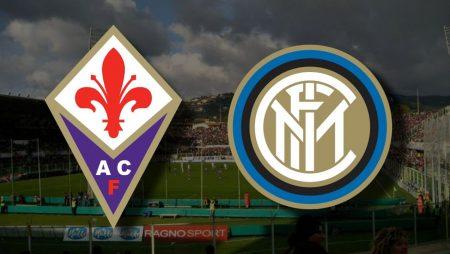 Apostas Fiorentina x Inter de Milão Campeonato Italiano 05/02/2021