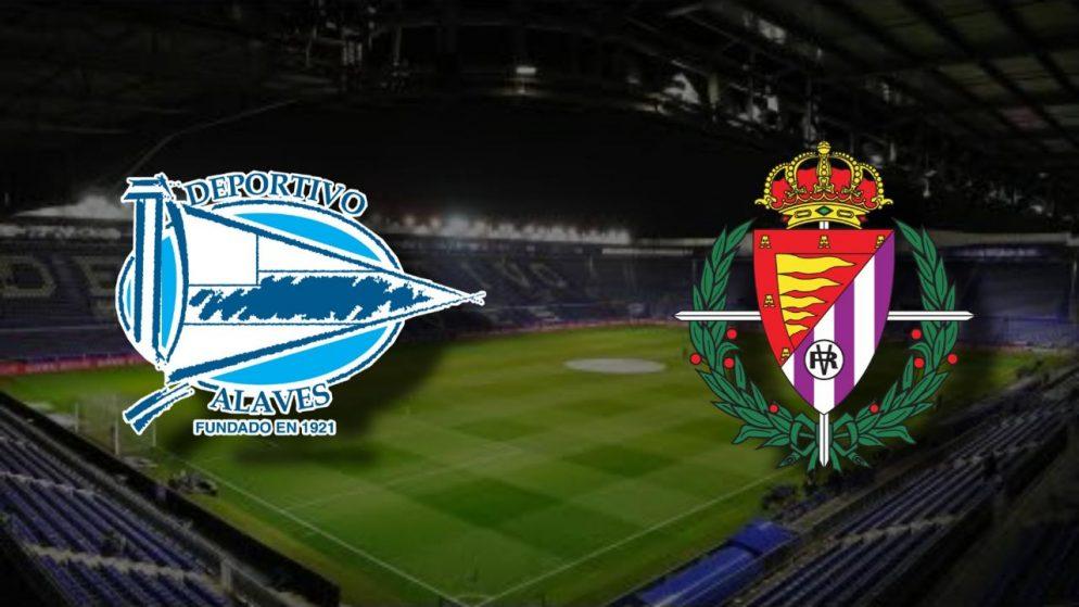 Apostas Deportivo Alavés x Real Valladolid La Liga 05/02/2021