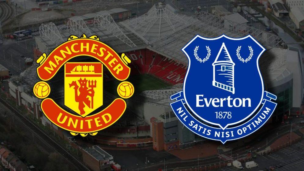 Apostas Manchester United x Everton Premier League 06/02/2021