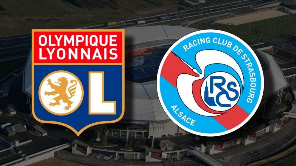 Apostas Lyon x Strasbourg Ligue 1 06/02/2021