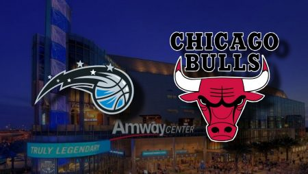 Apostas Orlando Magic x Chicago Bulls 05/02/2021