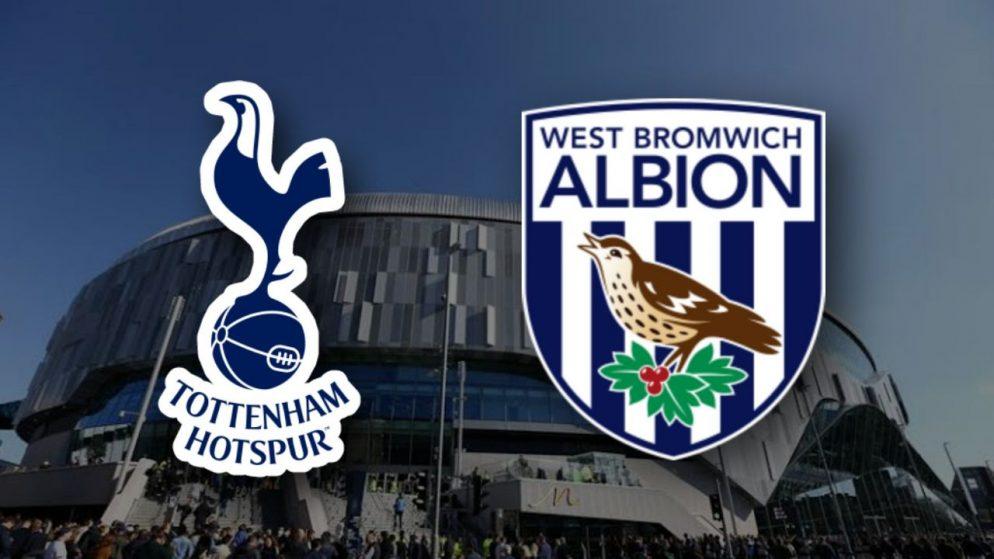 Apostas Tottenham x West Bromwich Premier League 07/02/2021