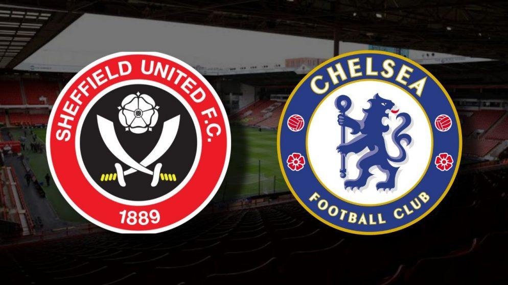 Apostas Sheffield United x Chelsea Premier League 07/02/2021