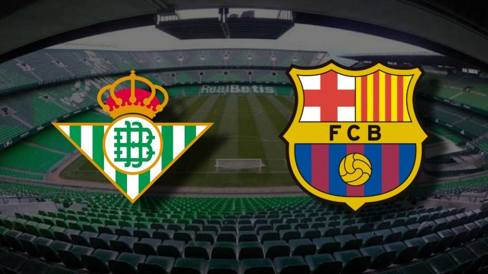 Apostas Real Betis x Barcelona La Liga 07/02/2021