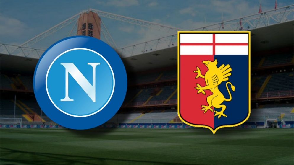 Apostas Genoa x Napoli Campeonato Italiano 06/02/2021