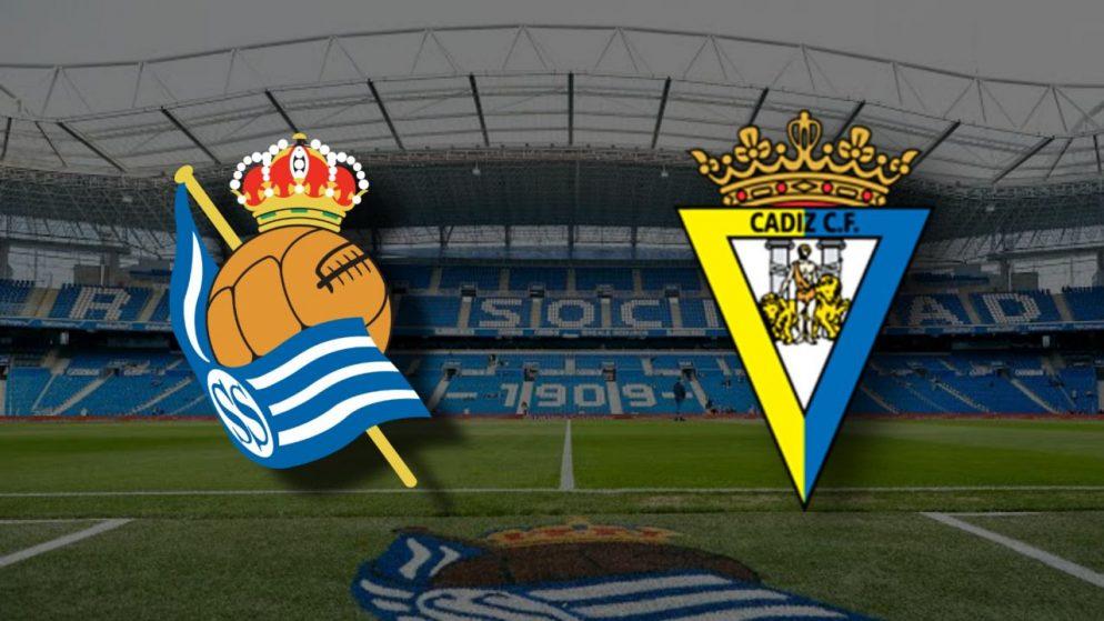 Apostas Real Sociedad x Cádiz La Liga 07/02/2021