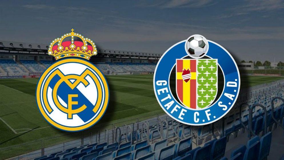 Apostas Real Madrid x Getafe La Liga 09/02/2021