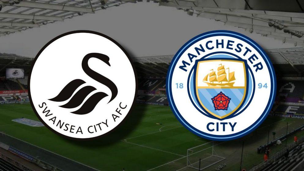Apostas Swansea City x Manchester City FA Cup 10/02/2021