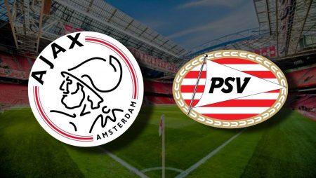 Apostas Ajax x PSV Eindhoven Copa da Holanda 10/02/2021