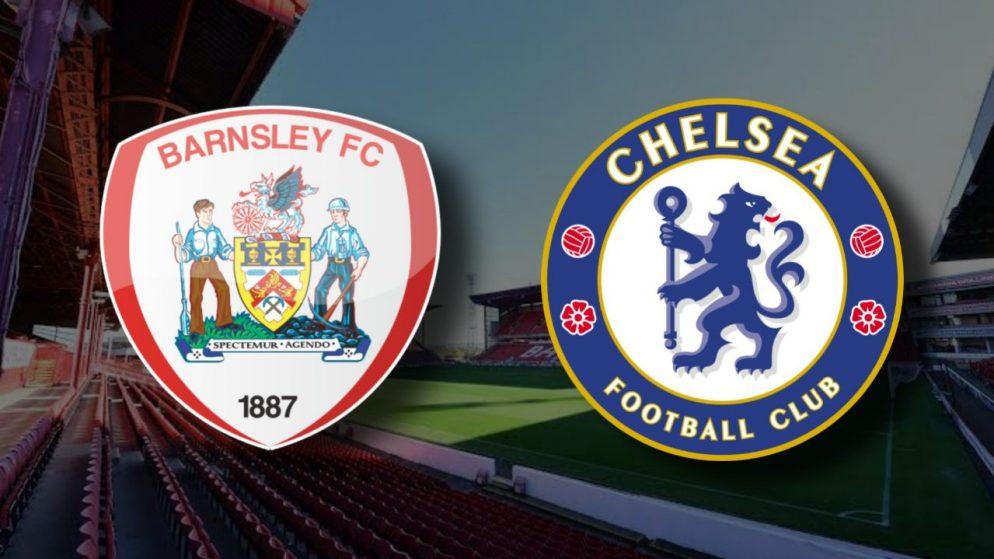 Apostas Barnsley x Chelsea Copa da Inglaterra 11/02/2021