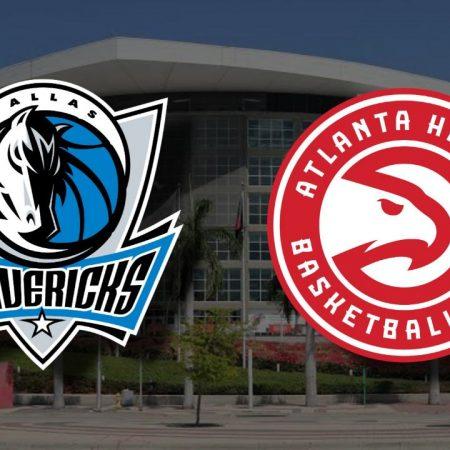 Apostas Dallas Mavericks x Atlanta Hawks NBA 10/02/2021