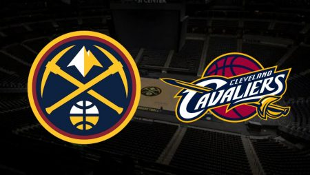 Apostas Denver Nuggets x Cleveland Cavaliers NBA 10/02/2021