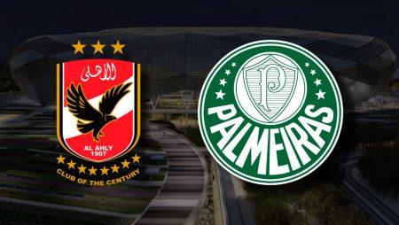 Apostas Al Ahly x Palmeiras Mundial de Clubes da FIFA 11/02/2021