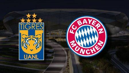 Apostas Bayern de Munique x Tigres Mundial de Clubes da FIFA 11/02/2021