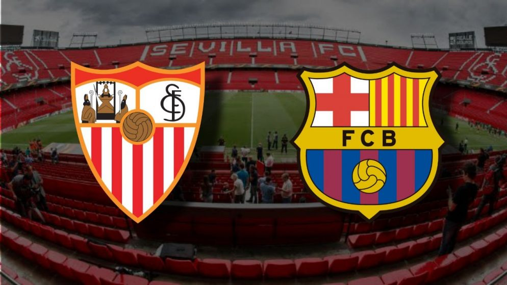 Apostas Sevilla x Barcelona Copa do Rei 10/02/2021