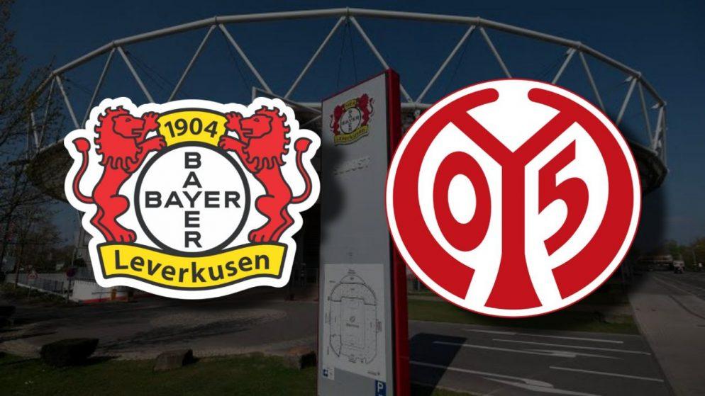 Apostas Bayer Leverkusen x Mainz Bundesliga 13/02/2021