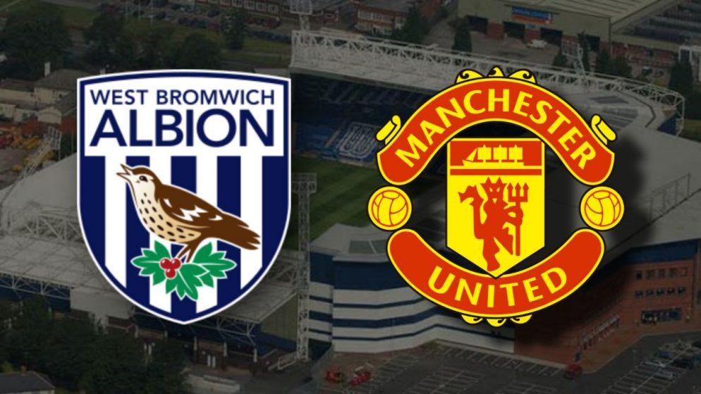Apostas West Bromwich x Manchester United Premier League 14/02/2021