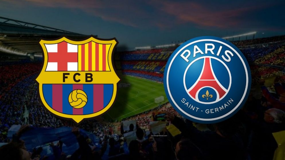 Apostas Barcelona x Paris Saint-Germain Liga dos Campeões 16/02/2021