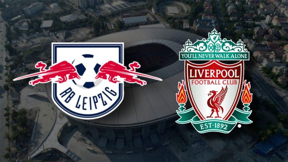 Apostas RB Leipzig x Liverpool Liga dos Campeões 16/02/2021