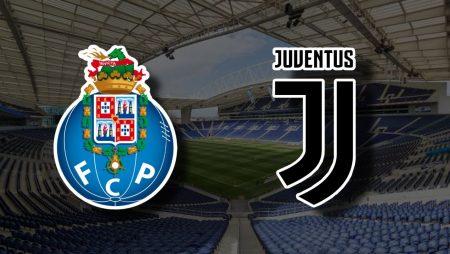 Apostas Porto x Juventus Liga dos Campeões 17/02/2021