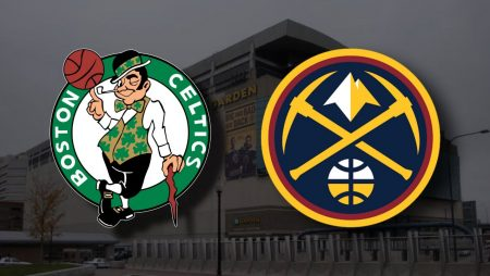 Apostas Boston Celtics x Denver Nuggets NBA 16/02/2021
