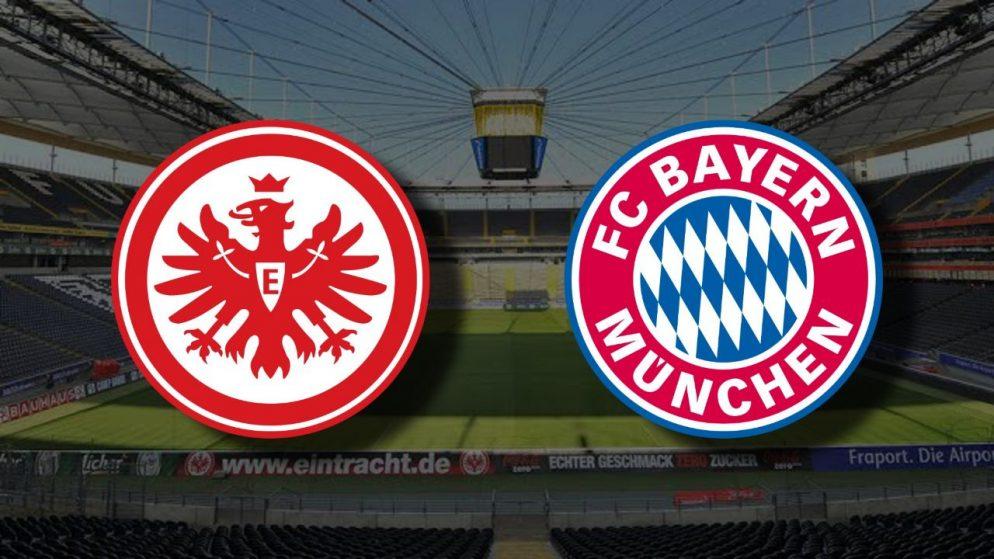 Apostas Eintracht Frankfurt x Bayern de Munique Bundesliga 20/02/2021