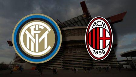 Apostas Milan x Inter de Milão Serie A 21/02/2021
