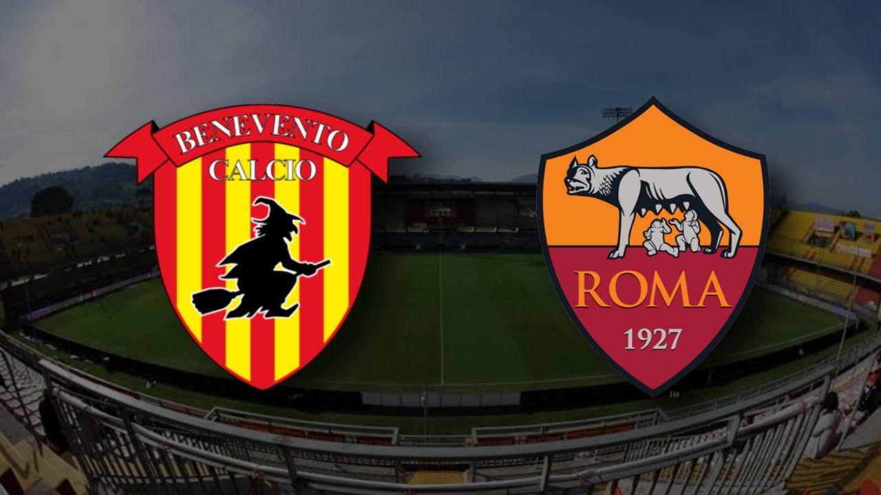Apostas Benevento x Roma Serie A 21/02/2021