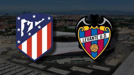 Apostas Atlético de Madrid x Levante La Liga 20/02/2021