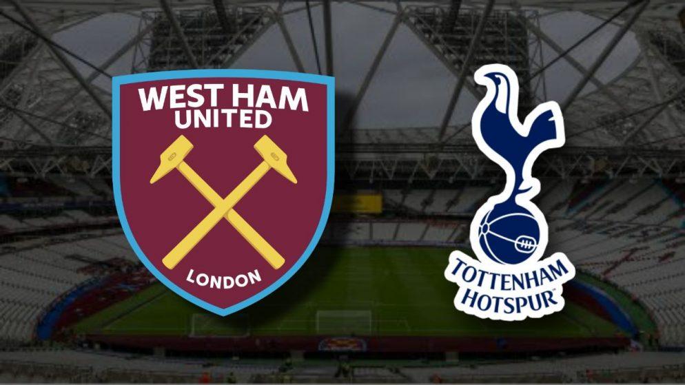 Apostas West Ham x Tottenham Premier League 21/02/2021