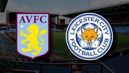 Apostas Aston Villa x Leicester Premier League 21/02/2021