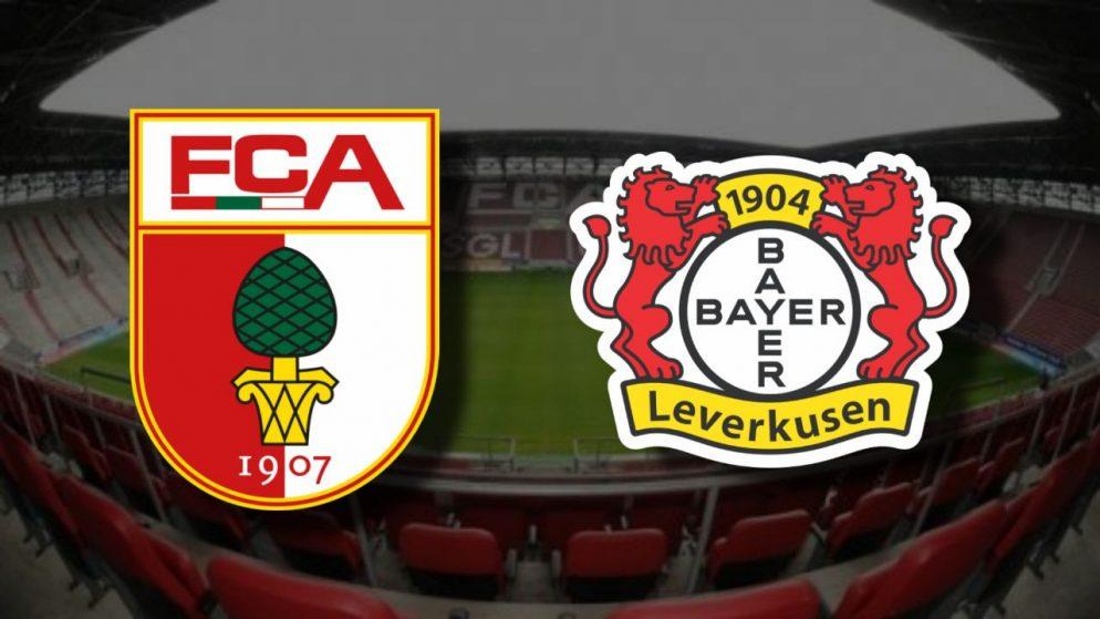Apostas Augsburg x Bayer Leverkusen Bundesliga 21/02/2021