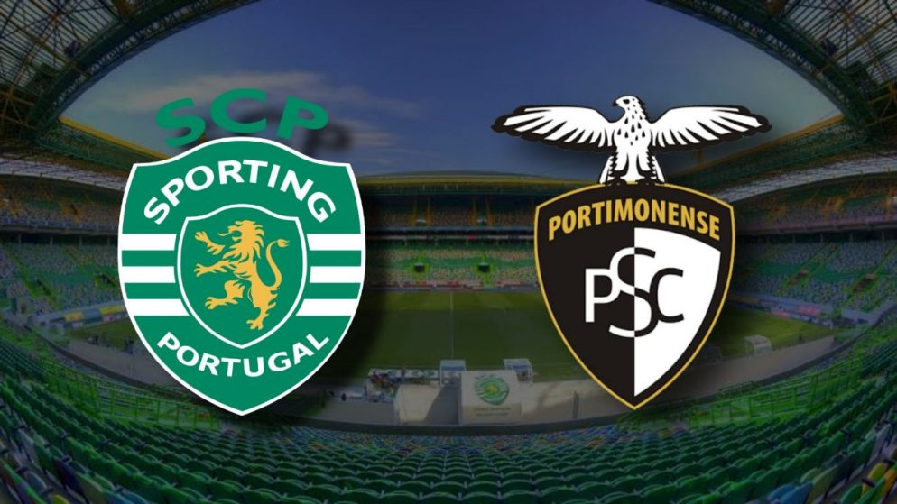 Apostas Sporting x Portimonense Primeira Liga 20/02/2021