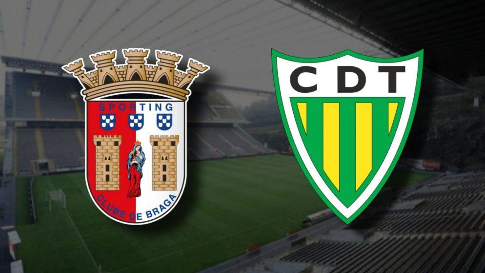 Apostas Braga x Tondela Primeira Liga 21/02/2021