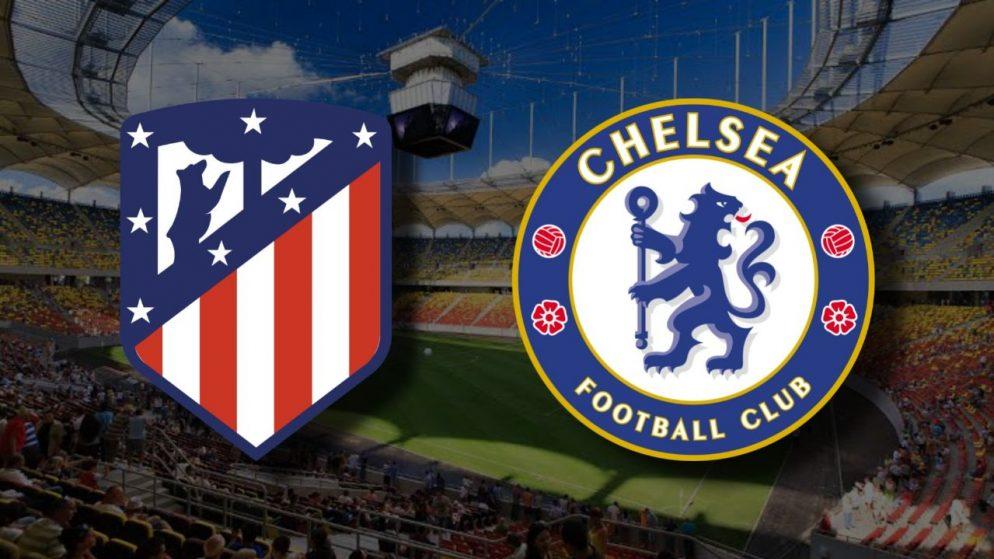 Apostas Atlético de Madrid x Chelsea Liga dos Campeões 23/02/2021