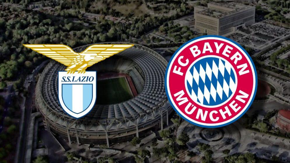 Apostas Lazio x Bayern de Munique Liga dos Campeões 23/02/2021