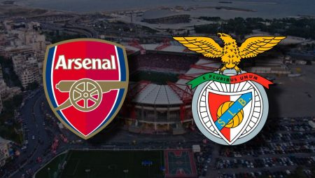 Apostas Arsenal x Benfica Liga Europa 25/02/2021
