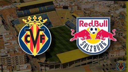 Apostas Villarreal x Red Bull Salzburg Liga Europa 25/02/2021
