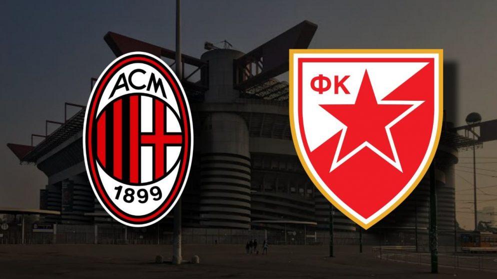 Apostas Milan x Estrela Vermelha Liga Europa 25/02/2021