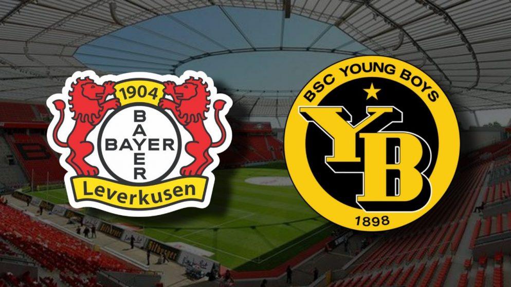 Apostas Bayer Leverkusen x Young Boys Liga Europa 25/02/2021