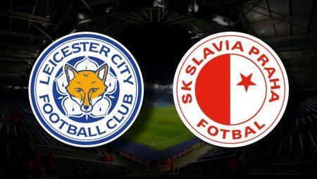 Apostas Leicester x Slavia Praga Liga Europa 25/02/2021