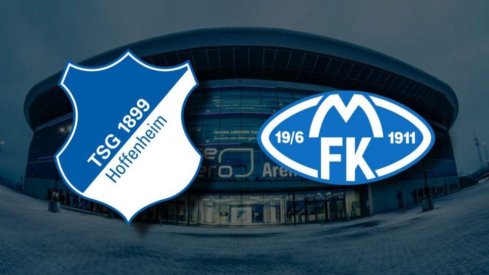 Apostas Hoffenheim x Molde Liga Europa 25/02/2021