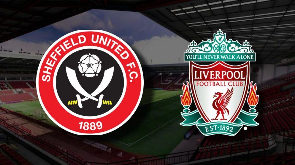 Apostas Sheffield United x Liverpool Premier League 28/02/2021