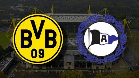 Apostas Borussia Dortmund x Arminia Bielefeld Bundesliga 27/02/2021