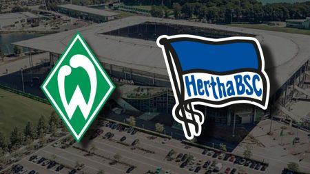 Apostas Wolfsburg x Hertha Berlin Bundesliga 27/02/2021