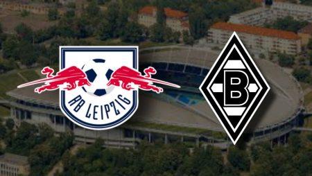 Apostas RB Leipzig x Borussia Mönchengladbach Bundesliga 27/02/2021