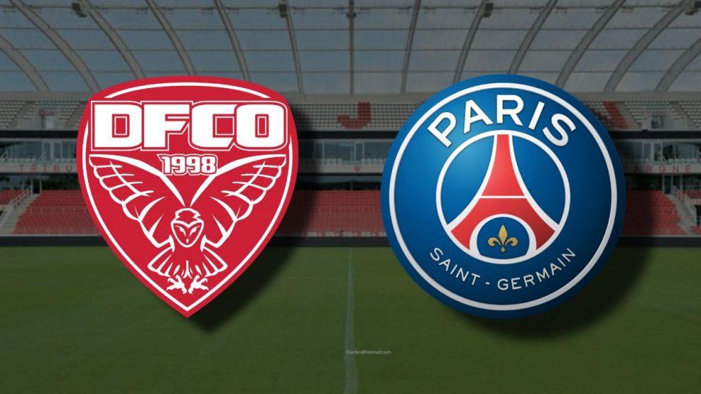 Apostas Dijon x PSG Ligue 1 27/02/2021