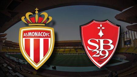 Apostas Mônaco x Brest Ligue 1 28/02/2021