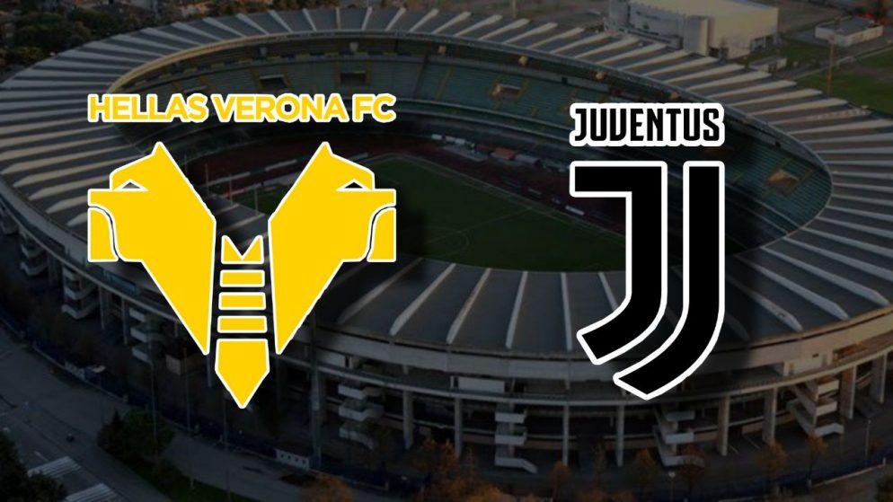 Apostas Verona x Juventus Campeonato Italiano 27/02/2021