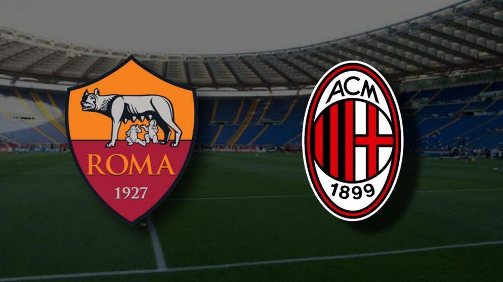 Apostas Roma x Milan Campeonato Italiano 28/02/2021